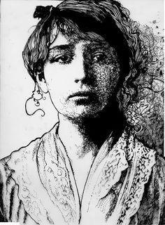 J'admire Camille Claudel.