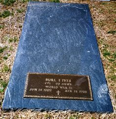 Burl Icle Ives (1909 - 1995) - Find A Grave Photos