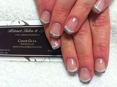 Gel Nails #glitter