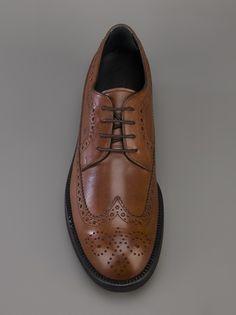 TOD S - brogue derby shoe 3
