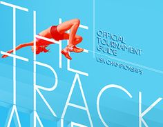 """Check out new work on my @Behance portfolio: """"Track and Field Poster - USA Championships"""" http://be.net/gallery/48011971/Track-and-Field-Poster-USA-Championships"""