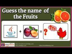 Fruit Names, Smart School, Learning Sites, Plastic Cutting Board, Education, Clever School, Onderwijs, Learning