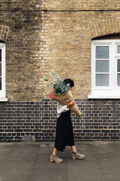 Great Britain [Part London Mommy Style, Autumn Fashion, Style Inspiration, London, Flower Market, Stylish, Fashion Trends, Fashion Killa, Pretty