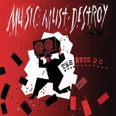 Music Must Destroy [LP] - Vinyl