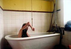 Martin Parr IRELAND. Enniscrone. County Sligo. Kilcullen's Hot Sea Water Baths. 1983.