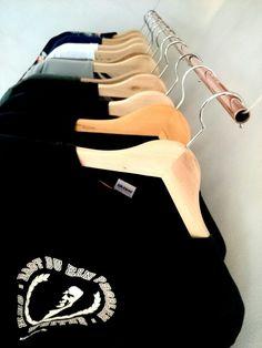 Copper Closet Rod