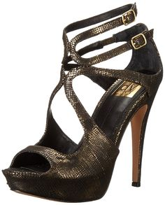 DV by Dolce Vita Women's Brielle Sandal ** Don't get left behind, see this great outdoor item - Block heel sandals