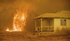States of Emergency in California and British Columbia from Raging Wildfires by Bob Henson | Category 6 | Weather Underground