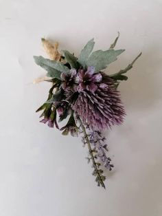 Corsage Wedding, Wedding Bouquets, Wedding Flowers, Wedding Groom, Rustic Wedding, Wedding Ideas, Scottish Weddings, Thistle Wedding, Groom Buttonholes