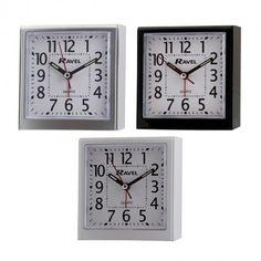 New Ravel Silent Sweep, Crescendo Alarm Clock now available at profitable prices!!  http://www.dkwholesale.com/ravel-silent-sweep-beep-alarm-crescendo-snooze-quartz-alarm-clock-rc004.html