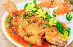 Cách làm món cá diêu hồng sốt cà chua - http://congthucmonngon.com/181719/cach-lam-mon-ca-dieu-hong-sot-ca-chua.html