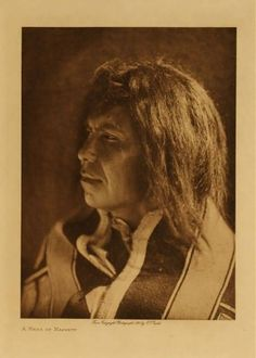 American Indians : A Haida Of Massett.