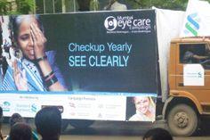 Best Optometry or CSR Initiative: Lotus College Of Optometry Mumbai Eye Care Campaign, Lotus College of Optometry