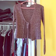 Sparkle open cardigan from H&M In great condition, no rips, stains or pilling. HENNES collection made for H&M. It's actually soft and cozy. Would fit like S/M. H&M Sweaters Cardigans