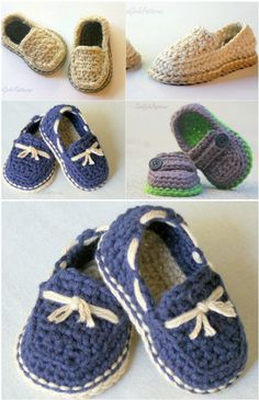 You will love these super cute crochet baby loafers pattern ideas. We have something for everyone and some of the most popular patterns going. Crochet Toddler, Cute Crochet, Crochet For Kids, Crochet Dolls, Crochet Clothes, Crochet Baby Sandals, Knit Baby Booties, Crochet Blanket Patterns, Baby Shoes Crochet Pattern