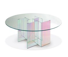 Diapo dining table