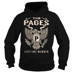 TEAM PAGES LIFETIME MEMBER - LAST NAME, SURNAME T-SHIRT T-SHIRTS, HOODIES, SWEATSHIRT (39.99$ ==► Shopping Now)
