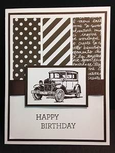 My Creative Corner!: A Guy Greetings and Crazy about You Masculine Birthday Card