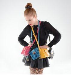 Cute textured bags. www.shopsassygirls.com Instagram: shopsassygirls