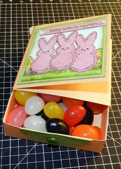 Easter candy 'box'