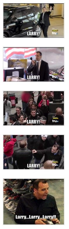 Impractical Jokers on truTV Larry