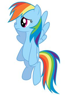 Rainbow Dash Vector - :( by Anxet.deviantart.com on @deviantART