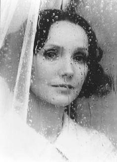 "Elżbieta Starostecka - ""Trędowata"" (1976) Polish Films, Back In The Day, Actresses, Black And White, Lady, Artwork, People, Movies, Fictional Characters"