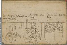 Ortenburger Wappenbuch Bayern, 1466 - 1473 Cod.icon. 308 u  Folio 233r