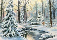 Deer creek by William magnum
