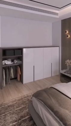 Small Room Design Bedroom, Small House Interior Design, Bedroom False Ceiling Design, Master Bedroom Interior, Bedroom Closet Design, Kitchen Room Design, Bedroom Furniture Design, Home Room Design, Bathroom Interior Design
