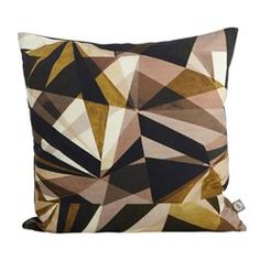 "Coussin House Doctor ""triangle"" Geométrique"