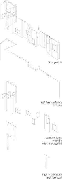 Ghost-like Architecture by Shingo Masuda and Katsuhisa Otsubo Architects - Dezeen