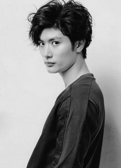 Miura Haruma featured in the September 2015 issue of Junon magazine.