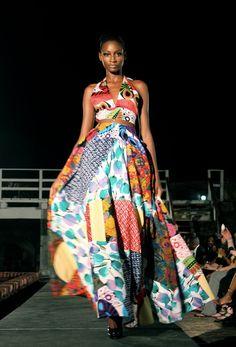 ae49216d35 Style Week Jamaica 2011 Show Review: Allan Virgo, HOD, Kevin O .. Trade  ClothesFair ...