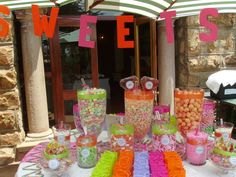 Cute idea for kiddies parties :)