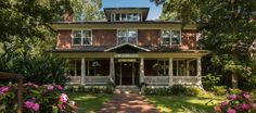 Sweet Biscuit INN, B&B – Asheville, North Carolina (awesome B&B where I proposed to my wife)