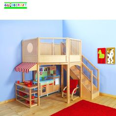 Lev's dream indoor play house!