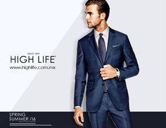 Haga relucir un conjunto con ayuda de elementos como un reloj o un pañuelo dignos de su personalidad. #HighLife