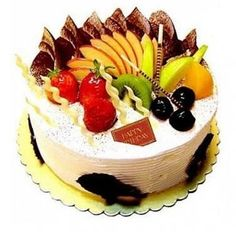 Visit CakenGiftsin For A Variety Of Top 10 Best Fruit Cakes Marriage Anniversary