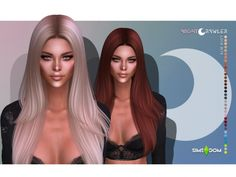 Sims 4 Mods Clothes, Sims 4 Clothing, Sims Love, Sims 4 Cas Mods, Mod Hair, The Sims 4 Cabelos, Pelo Sims, Sims 4 Collections, Sims 4 Cc Packs