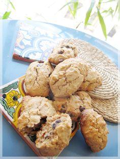 Les petites choses végés - Madeleines veganes à la farine de châtaigne