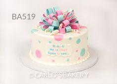 Carlo's Bakery - Baby Book Specialty Cake Designs