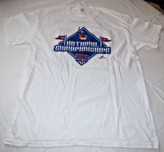 2017 National Championships USA softball Gildan Heavy Cotton S/S T shirt Mens XL #GildanHeavyCotton #ShirtsTops