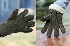 Сезон уборки детей руки наборы для мужчин девственницы ребенок зимние модели водонепроницаемый утолщённый сохраняющий тепло холодный студент натуральная кожа пальцы катание на лыжах - Alishop.kz