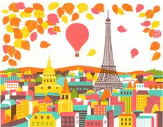 Journey on Behance Paris, France