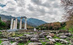Samothraki, the Alternative Choice - Greece Is Greek History, Mystery Of History, Acropolis, Island Girl, Ancient Greece, Greek Islands, Marina Bay Sands, Beautiful Places, Around The Worlds