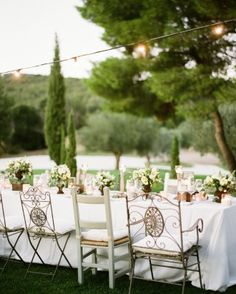 """See the """"A Tuscan Tableau"""" in our Regina and Jack's Dream Destination Wedding in Tuscany gallery"""