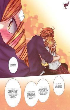 The guy reminds me of an anime character I created Anime Couples, Cute Couples, Naruse Shou, Namaikizakari, I Love Anime, Anime Characters, Manga Anime, Fan Art, Kiss