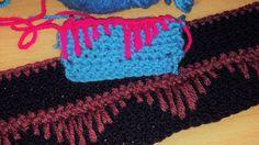 Πως πλεκω με βελονακι την πλεξη ακιδα ΕΥΚΟΛΑ -How to crochet the spike s...