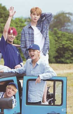 jungkook jin v and jimin Bts Jimin, Bts Bangtan Boy, Bts Taehyung, Bts Boys, Vmin, K Pop, V And Jin, Bts Summer Package, Bts Maknae Line